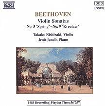 beethoven violin sonata 8