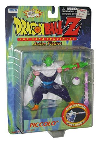 1999 Dragonball Z The Saga Continues Blasting Energy Action Figure- Piccolo image
