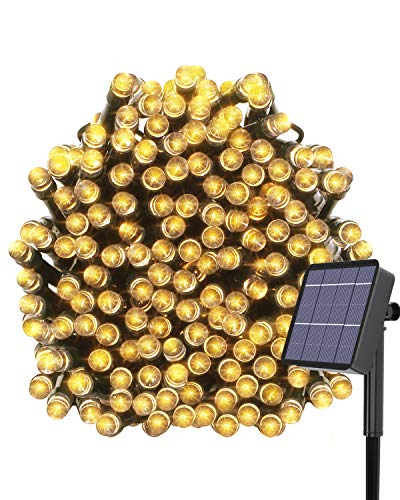 Solar Fairy Lights Outdoor, Kolpop 24M/79ft 240 LED Solar Powered Garden...