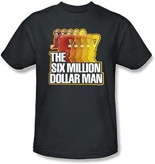 Best six million dollar man t shirt Reviews