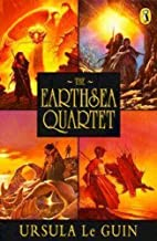 "The Earthsea Quartet: ""A Wizard Of Earthsea""; ""The Tombs of Atuan""; ""The Farthest Shore""; ""Tehanu"" (Puffin Books) by Le Gu..."