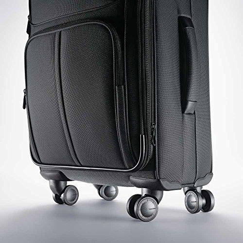 Samsonite Leverage LTE SoftSide Luggage, Charcoal, Carry-On