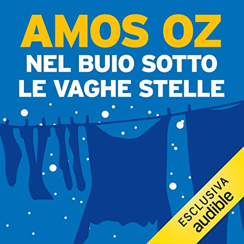 Nel buio sotto le vaghe stelle audiobook cover art