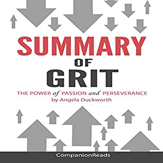 Summary of Grit audiobook cover art