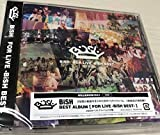 FOR LiVE -BiSH BEST-(初回限定盤)