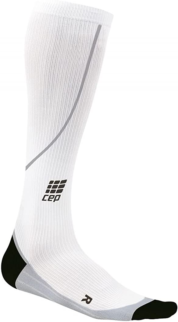 Compression Race Ski Socks CEP Mens Progressive