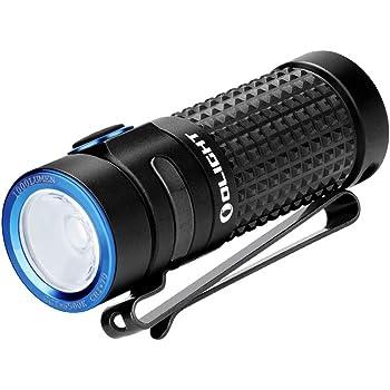 Olight S1R baton 2 Violet Rechargeable Side-Switch DEL Lampe de poche 1000 lm