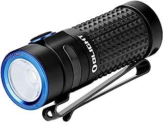 مصباح صغير الحجم من Olight S1R Baton II 1000 Lumens EDC قابل لإعادة الشحن مع IMR16340 الفردية وكابل شحن مغناطيسي