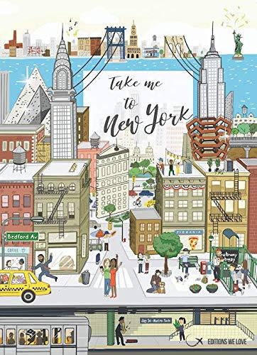Take me to New York , le guide décalé d'une passionnée de New York