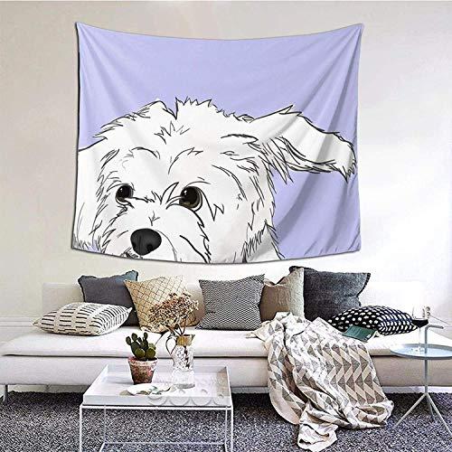 YeeATZ Lynx Maw Tapestry Wall - Tapiz para pared, diseño de anime, decoración para el hogar, sala de estar, dormitorio, 150 x 150 cm