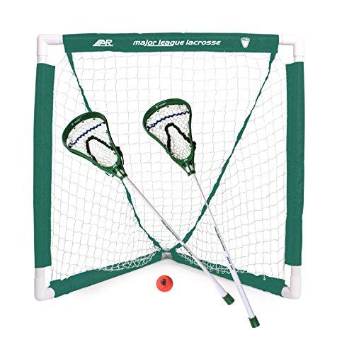 A&R Sports MLL Mini Lacrosse Goal Set