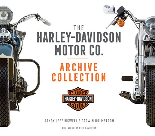 Holmstrom, D: Harley-Davidson Motor Co. Archive Collection