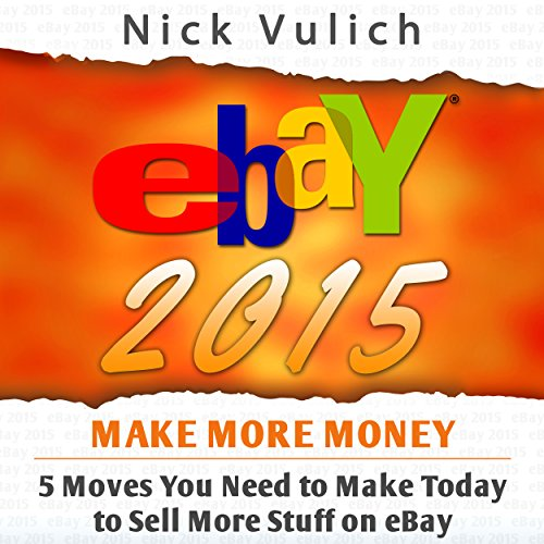 eBay 2015 audiobook cover art