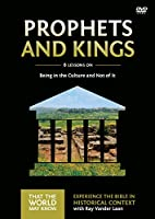 Prophets and Kings: Six Lessona on Being in the Culture and Not of It [DVD]