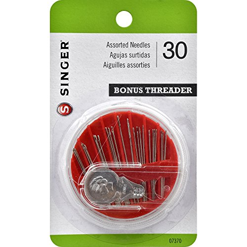 Singer Notions Hand Needle Compact-Assorted 25/Pkg
