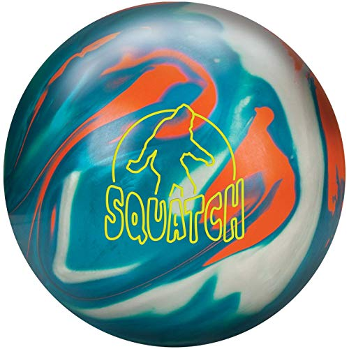 Radical Squatch Hybrid 15lb, Teal/Platinum/Orange