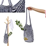 Pas cher Shopping Net Bag Shopping Bag Réutilisable Fruit Storage Sac à main Totes Tote Tote Mesh Woven Net Shoulder Bag NewHousekeeping & Organizers big sales