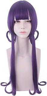 Cos-Animefly Akane Aoi Wig Cosplay,Toilet Bound Hanako Kun Cosplay Wig for Girl Women