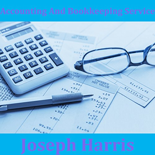 Accounting and Book Keeping Services audiobook cover art