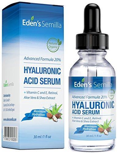 Sérum d'acide hyaluronique Eden's Semilla