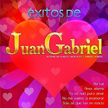 Éxitos de Juan Gabriel
