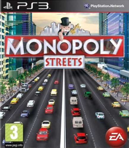 Electronic Arts  MONOPOLY Streets, PlayStation 3