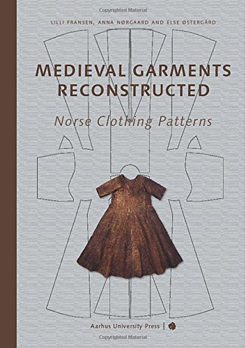 Norse Clothing Patterns: Reconstructions of Viking Garments from Greeland by Else Ostergard;Anna Norgard;Lilli Fransen(2009-12-31)