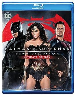 Batman v Superman  Dawn of Justice Ultimate Edition