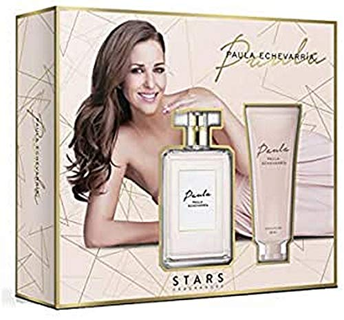 Paula Echevarria EDT Spray 100 ml y Crema Manos 50 ml (Estuche)