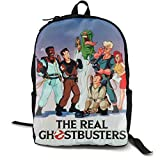 Unisex Fashion Backpack Slimer! and The Real Ghostbusters School Bag 15.6 Inch Laptop Computer...