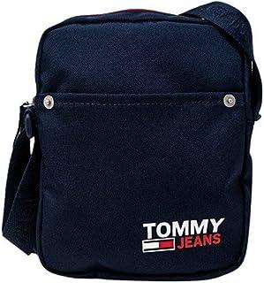 PVH Tommy Jeans Bandolera hombre TJM Campus Reporter AM0AM075000 (Azul)
