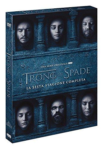 Il Trono Di Spade 6 (Box 5 Dvd)