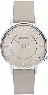 Komono Women's W4126 Watch Brown