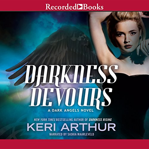 Darkness Devours audiobook cover art