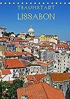 Traumstadt Lissabon (Tischkalender 2022 DIN A5 hoch): Liebenswerte Hauptstadt Portugals (Monatskalender, 14 Seiten )