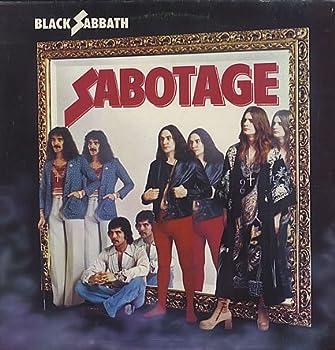Black Sabbath Sabotage 1980 UK vinyl LP NEL6018