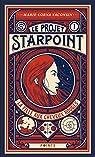 Le projet Starpoint, tome 1 : La fille aux cheveux rouges  par Vaconsin
