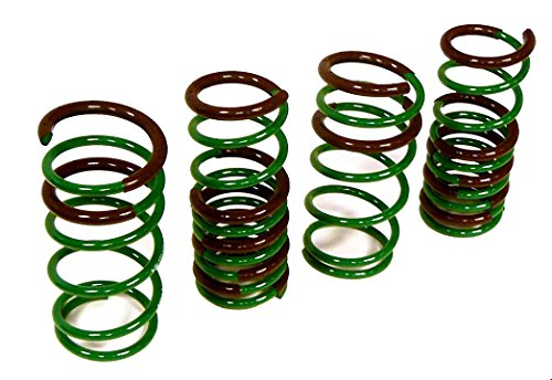 Price comparison product image Tein (SKSB0-AUB00) S.Tech Springs for Subaru WRX / STI