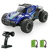 High Speed RC Car, 1:16 Scale RC Crawler Control Remoto Vehículo LED, 2.4Ghz Radio Monster Truck De Juguete Eléctricos para Niños Sorpresa De Navidad para Niños