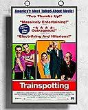 IFUNEW Cuadros Decorativos Trainspotting Movie Sick Boy Poster Art Decoración del hogar 60x90cm
