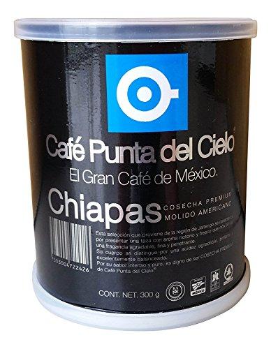 Cafe Punta del Cielo Mexican Coffee, Chiapas
