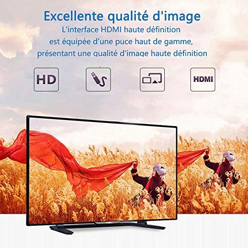 Wireless Display Dongle, 4K Wireless HDMI WiFi Display Unterstützung Streaming Chromecast Netflix GoogleMiracast Airplay DLNA für Android/Smartphone/PC
