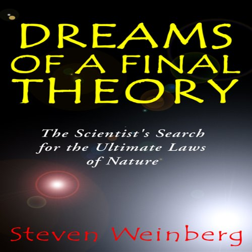 Dreams of a Final Theory audiobook cover art