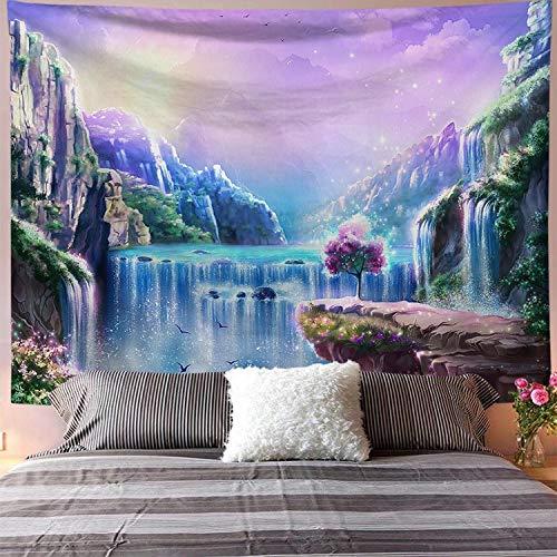 Serie mandala panno appeso stampa digitale arazzo da parete appeso a parete telo mare sfondo panno a5 130x150cm