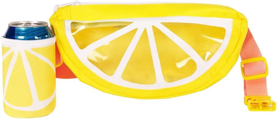 Lemon Free Shipping New Spritzer 3D Fanny with Drink Pack Holder low-pricing