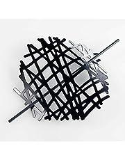 Dodorizador de interior con embrague broca (0) 17 cm, metal pintado, color negro