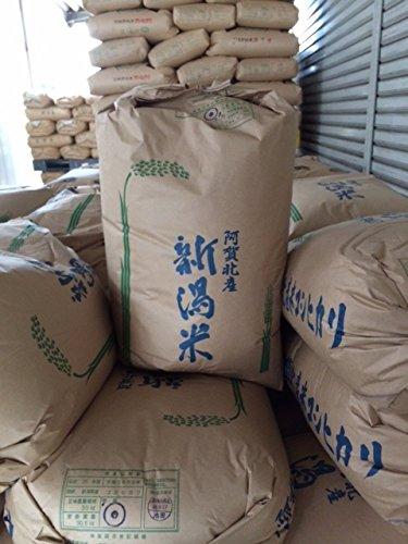 令和2年産 新潟県産 コシヒカリ 玄米 10kg 白米9kg×2