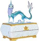 Jinwe Raya and The Last Dragon Toys, joyero con Cofre de dragón, con Luces y música Que cambian de Color
