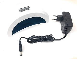 Tiempo de soldadura lámpara UV LED de 48 W para reconstrucción de uñas con pantalla temporizador y sensor