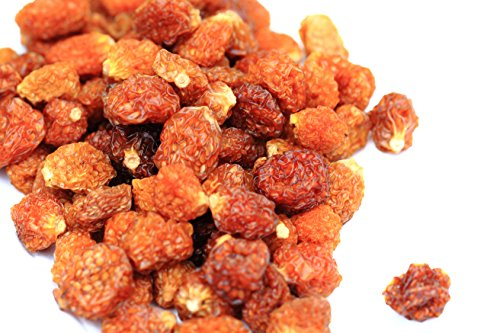 Bayas Incas Crudas Physalis | 1 Kg de frutos secos de Origen 100% Natural | Enteras y Deshidratadas| Sin Sal | Textura Suave | Libre de Transgénicos (GMO free) | Vegano y Vegetariano | DORIMED